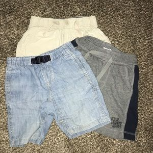 Baby Gap Lot of Toddler boy shorts 3T
